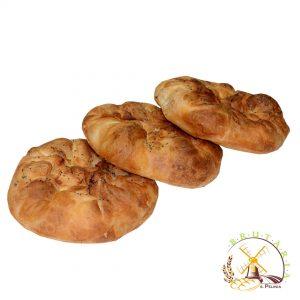 Plăcintă rotundă cu cartofi
