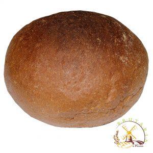 Pîine de secară rotunda