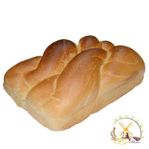Pîine împletită dublă